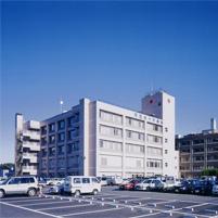 芳賀赤十字病院 外観